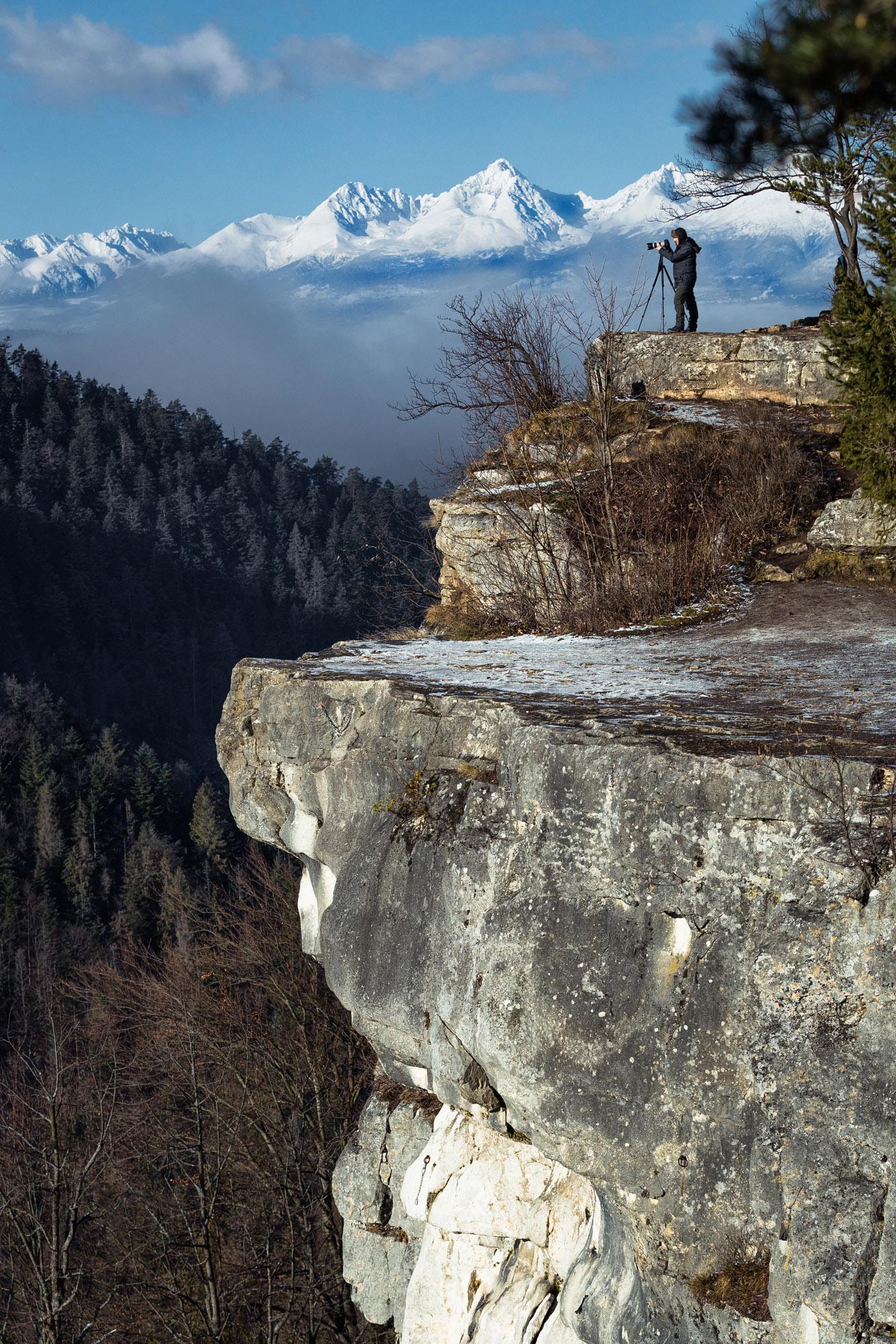 Marec - Tomášovský výhľad